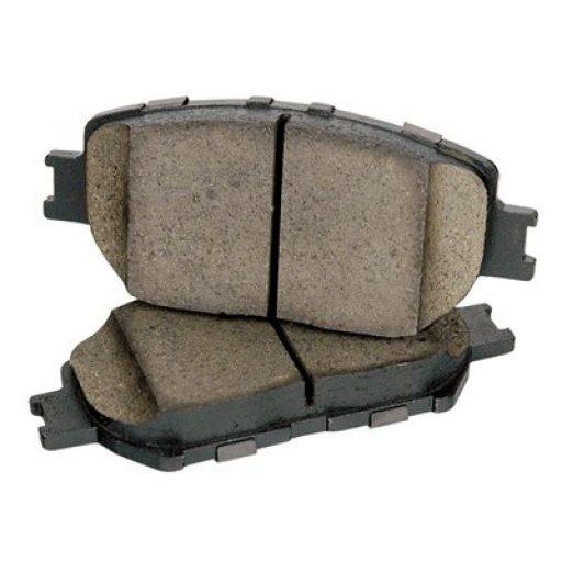 Brake Pad Wear Slot