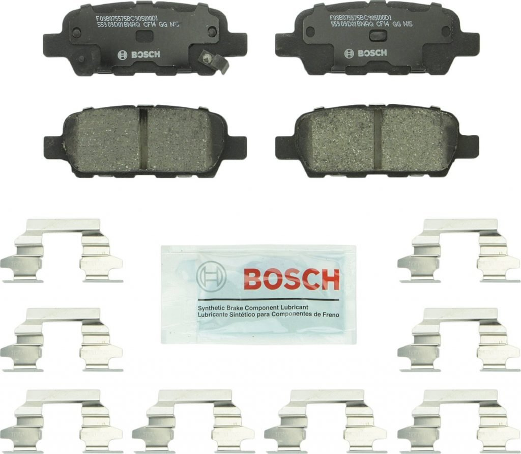 Bosch BC905 Best Brake Pads