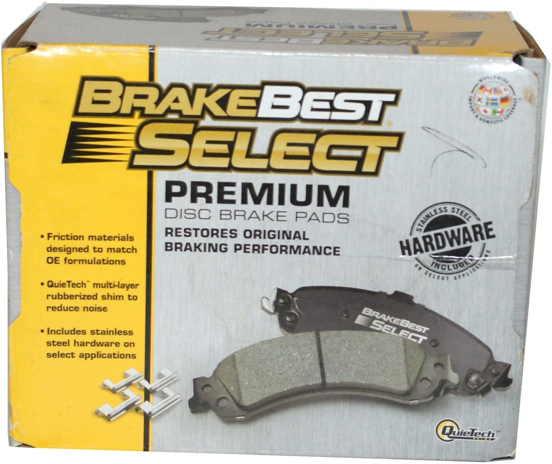 Brakebesrt pads box